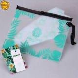 Série Sinicline Floresta Tropical tecidos elegantes Etiqueta para banho