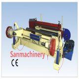 Papel de la alta calidad que raja y máquina el rebobinar con buen funcionamiento