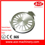 Оборудование алюминиевой точности OEM подвергая механической обработке