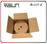 Câble de la haute performance Sf/UTP CAT6 (écran protecteur de tresse et de clinquant)