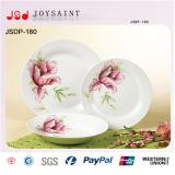 servicio de mesa de la porcelana 18PCS
