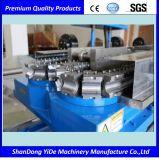 Linea di produzione ondulata doppia del tubo di PE/PP/PVC
