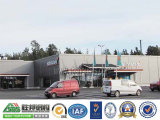 Edificio de la estructura de acero del Anti-Terremoto, alameda de compras de múltiples capas, edificio de oficinas