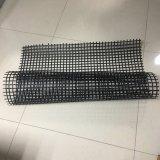 50knx50kn géogrille en fibre de verre pour l'asphalte de la chaussée renfort de la construction routière