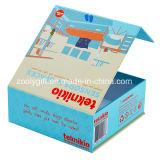 印刷のFoldableペーパーギフトの荷箱をカスタマイズしなさい