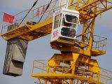 4t grue de construction avec 48m de la rampe Tip-Load 0,8 tonne