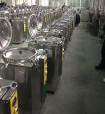 Sterilizzatore verticale sicuro e certo del vapore di pressione Hvs-100 con il prezzo basso