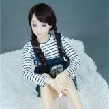 125cm TPEのシリコーンの性の人形リアルな固体愛おもちゃ