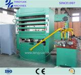 vulkanisierenpresse der Platten-400tons, Gummivulkanisierenpresse