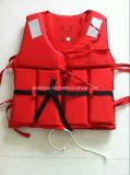 Vestiti Lifesaving marini riflettenti di sicurezza del giubbotto di salvataggio