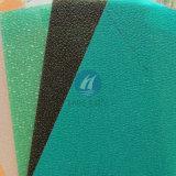 Farbiges Plastik-PC geprägtes Blatt-Polycarbonat-gewölbtes Panel