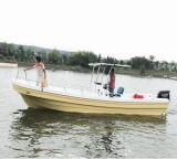 FRP Hull en de Boot van het Jacht van de Visserij van de Glasvezel van het Dek