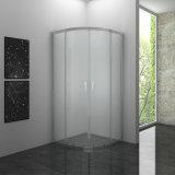 새로운 크롬 알루미늄 6mm 미닫이 문 쿼드 샤워실 (6Y1008) 800*800*1850mm