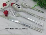 La coutellerie Factory Hot Sale Restaurant Ensemble de couteaux en acier inoxydable