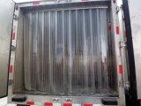 Большое покрытие пола, лист резины PVC Transparante
