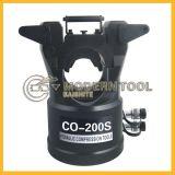 (CO-200S) Doppeltes fungierendes hydraulisches Quetschwerkzeug (quetschverbindenkopf)