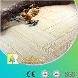 Pavimento laminato V-Grooved della quercia impresso AC3 dell'annuncio pubblicitario 8.3mm