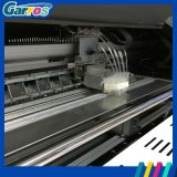 Garros Ajet 1601 multicolore dirigent vers l'imprimante de textile de Digitals de tissu