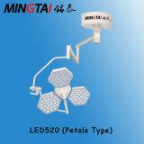 수술장에 사용되는 LED720/720 Shadowless 외과 램프