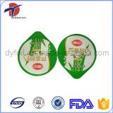 Imballaggio e coperchio stampato del di alluminio della tazza del yogurt