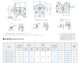 油圧機械装置および油圧装置Cbhcシリーズのためのギヤポンプ