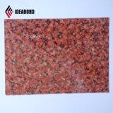PVDF 돌 완료 알루미늄 합성물은 깐다 외부 벽 클래딩 (AE-501)를
