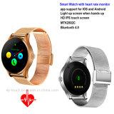 Moda impermeable reloj teléfono Bluetooth Smart para regalo K88h