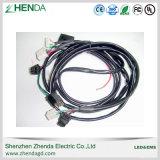 Chicote Elétrico Pd e o conjunto de cabos para peças personalizadas