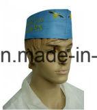 Sombrero de papel del forraje para el servicio de la cocina y de alimento