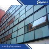 Hot Sale à plat en verre trempé clair le verre de construction de flottement