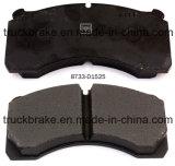 트럭 디스크 브레이크 패드 Wva D1525-8733/29124/29155