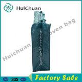 Recyclable изготовленный на заказ Eco-Friendly ткань оптовых продаж сплетенная PP прокатанная мешком сплетенная