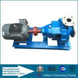 Bomba de água centrífuga de alta temperatura de sucção de extremidade de alta pressão horizontal