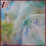Échantillon gratuit de la Chine en mousseline de tissus de soie pour tissu