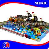 子供の娯楽のための屋内運動場装置