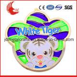 La medaglia del metallo del commercio all'ingrosso del fornitore dell'oro di Zhongshan progetta