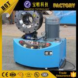 フィン力のセリウムの高品質のひだ付け装置によって使用される油圧ホースのひだ付け装置