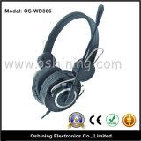 Fascia Headphone con il Mic (OS-WD806)