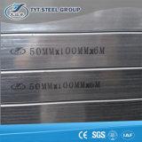 Heißes BAD Gavalnized/Gi-rechteckiges und quadratisches Stahlrohr