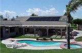 Aquecedor de água solar EPDM Pool para uso em ginástica e família privada