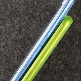Clear híbrido Back Cover TPU Bumper para Samsung S6 Edge