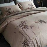 Su uso en casa Egipto bordados Textiles de Algodón de bambú de estilo chino pareja Utilice relleno