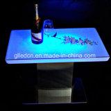 16color変更電池プラスチックLEDの家具