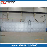 14 cestini Long Aluminium Extrusion Aging Furnace in Gas Buner