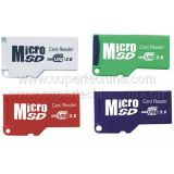 Lecteur de carte Super Thin Micro SD (S1A-8011D)