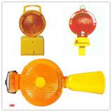 Luz de lâmpada de advertência de energia solar de trânsito para segurança rodoviária com Ce