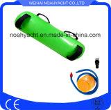 Bolso inflable del entrenamiento del bolso del levantamiento de pesas del PVC de Colorfull