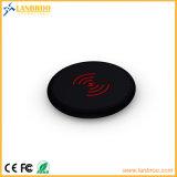 Under-Voltage 보호 이동 전화 부속품 최신 판매 고무 무선 충전기