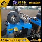 Máquina de crimpagem para conectar a mangueira de pulverização de alta pressão o acoplamento