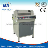 Machine de découpage de papier professionnelle d'équipement de bureau du fabricant 450mm de la Chine petite